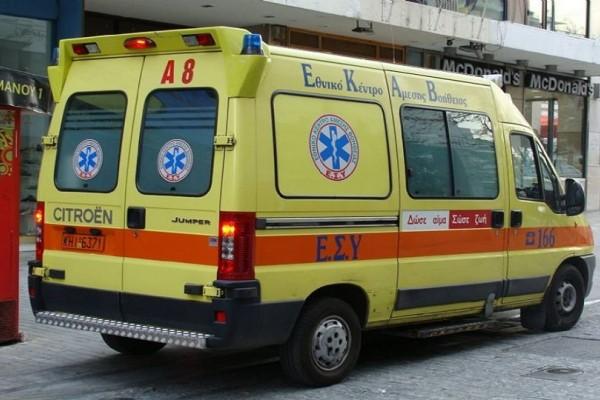Σοκ στα Τρίκαλα: Άνδρας παρασύρθηκε από το ίδιο του το αυτοκίνητο!