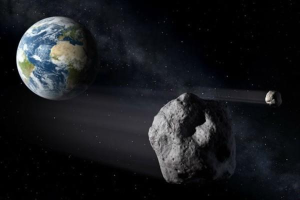Αστεροειδής σε μέγεθος λεωφορείου θα περάσει «ξυστά» από τη Γη!