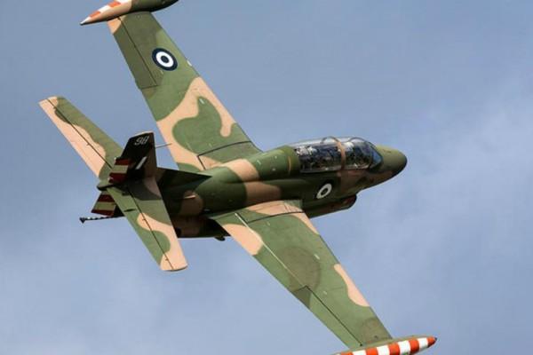 Συναγερμός: Κατέπεσε αεροσκάφος της πολεμικής αεροπορίας στην Καλαμάτα!
