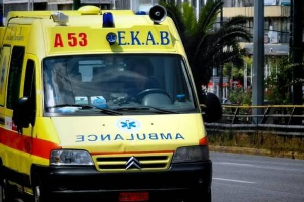Σοκ στην Λάρισα: Παραλίγο να πνιγεί από βασιλόπιτα! -Με το ΕΚΑΒ στο νοσοκομείο!