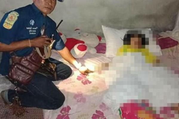 Σοκ: Κόμπρα σκότωσε εννιάχρονη ενώ κοιμόταν! (photo)