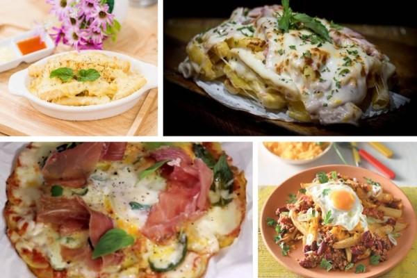 Για μεγάλες πείνες: Οι πιο κολασμένες τηγανητές πατάτες!