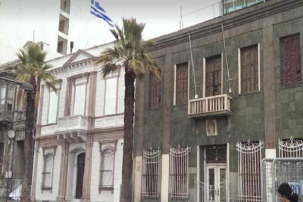 Επιχείρησαν να πυρπολήσουν το ιστορικό προξενείο της Σμύρνης