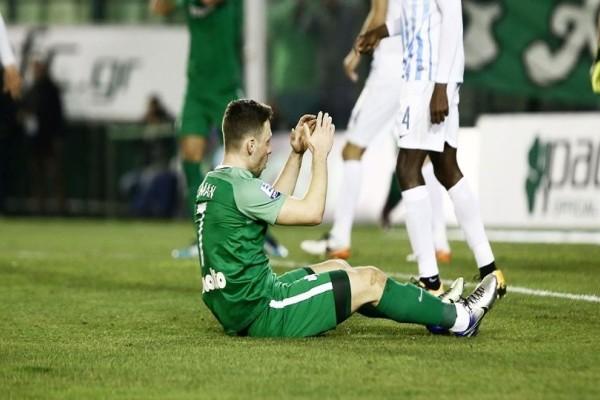 Κύπελλο Ελλάδος: Δεν γλίτωσε την ντροπή ο Παναθηναϊκός, αποκλείστηκε εύκολα από την Λαμία!