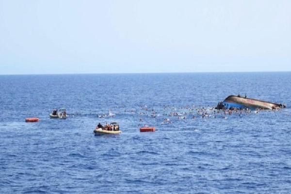 Ναυάγιο στη Μεσόγειο με 100 αγνοούμενους στις ακτές της Λιβύης