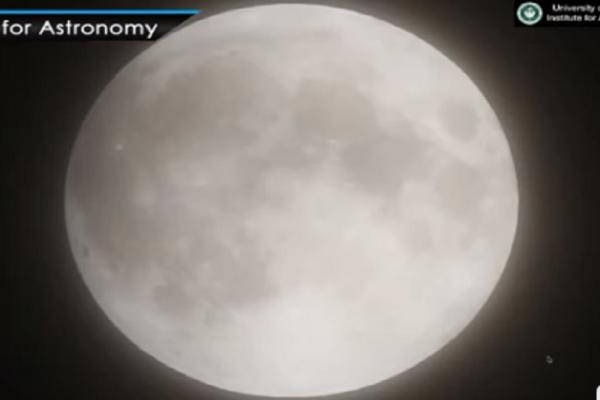 Μοναδικό: Δείτε σε live μετάδοση από τη NASA το απίστευτο και τριπλό θέαμα του σημερινού φεγγαριού!