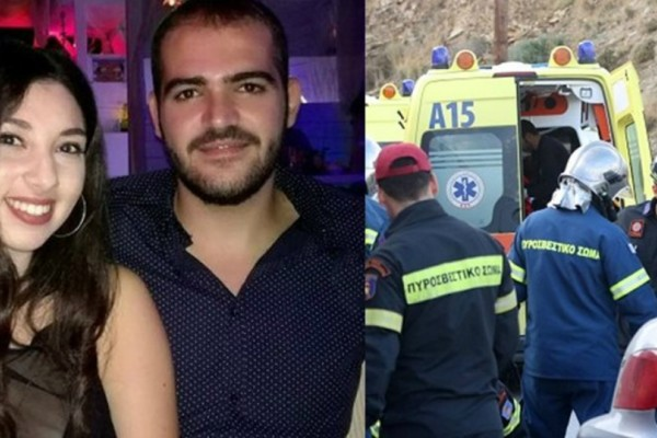 Τροχαίο στην Κρήτη: «Ράγισαν» καρδιές στην κηδεία του 21χρονου Χρήστου! (Photos)
