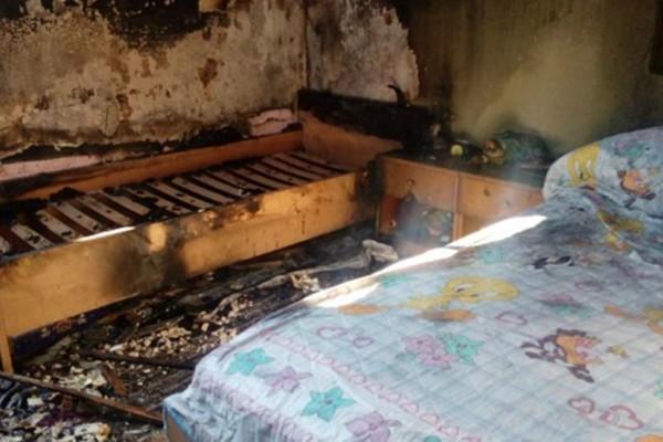 Θλίψη στον Βόλο: Tετραμελής οικογένεια έμεινε στον δρόμο μετά από πυρκαγιά που ξέσπασε το σπίτι τους (Photo)