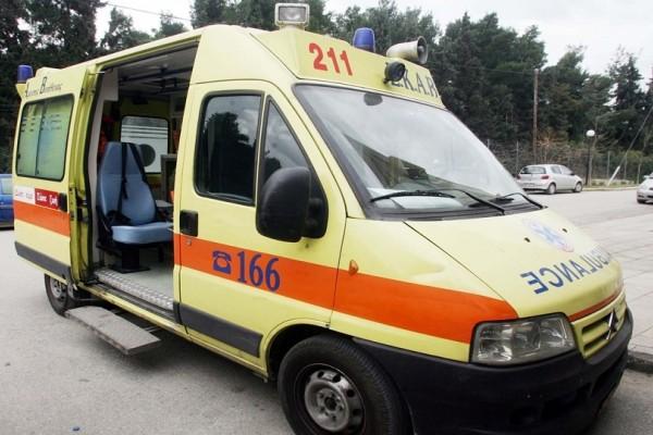 Τροχαίο ατύχημα με 4 τραυματίες στον Ασπρόπυργο
