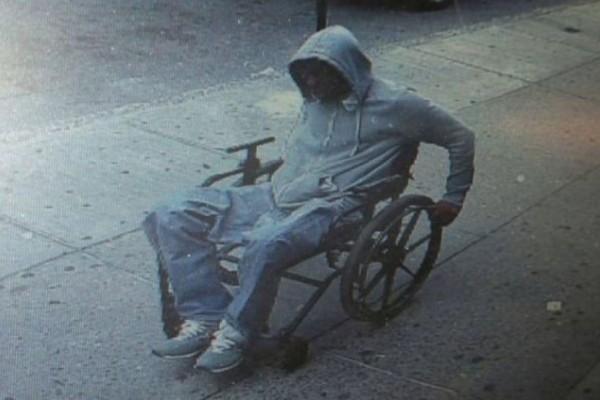 Απίστευτο: Αυτο που έκανε αυτός ο άνδρας σε αναπηρικό καροτσάκι συμβαίνει μια στο δισεκατομμύριο!