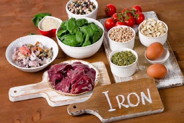 Για την άμυνα του οργανισμού σου: Οι τροφές που θα δώσουν τον σίδηρο που χρειάζεσαι!