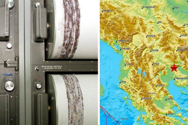 Ισχυρός σεισμός ταρακούνησε το Κιλκίς - Tι φοβούνται οι ειδικοί;