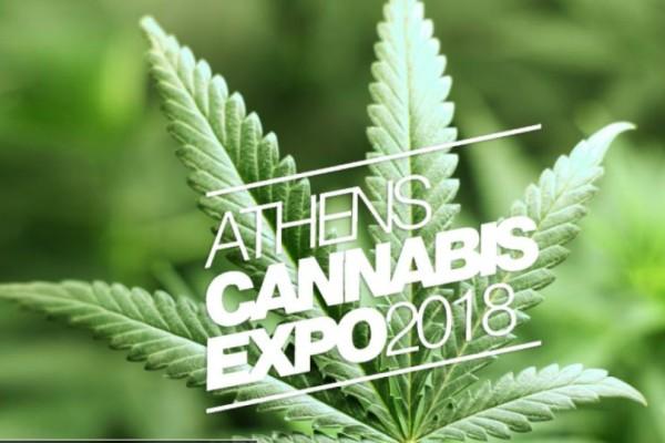 Athens Cannabis Expo2018!