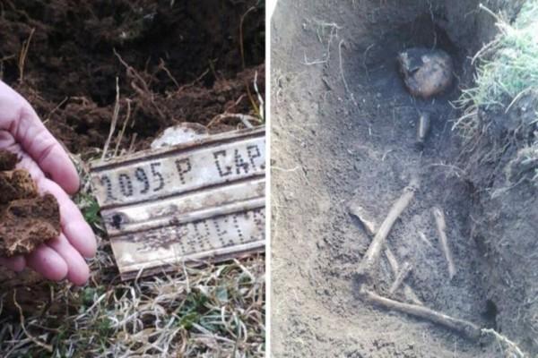 Ανατριχίλα: Βρέθηκαν τα οστά δύο Ελλήνων στρατιωτών από το αλβανικό μέτωπο! (photos)