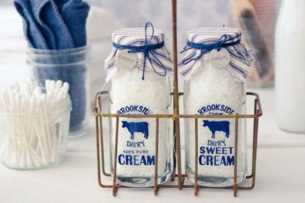 DIY: Γάλα μπάνιου για να γίνεται μία σύγχρονη Κλεοπάτρα!