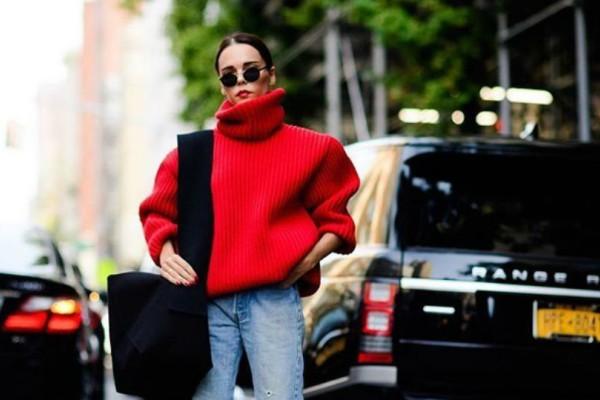 Διαφορετικοί τρόποι για να φορέσεις το oversized πουλόβερ!