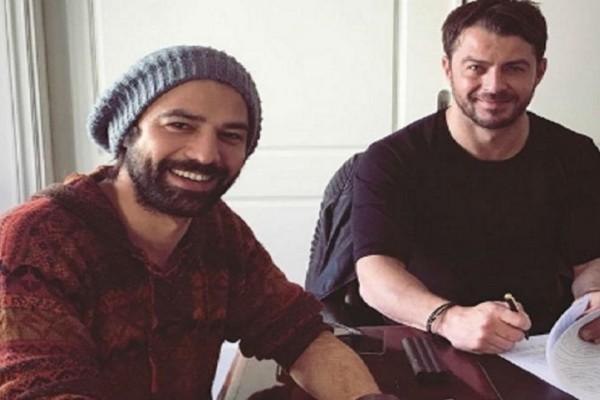 Γιώργος Αγγελόπουλος: Ξεκίνησε τα γυρίσματα για το «Τατουάζ»! - Η πρώτη φωτογραφία από τις πρόβες