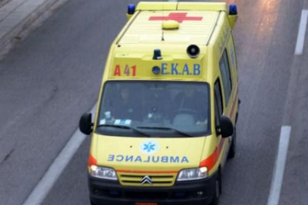 Δυο τραυματίες από έκρηξη σε εργοστάσιο!