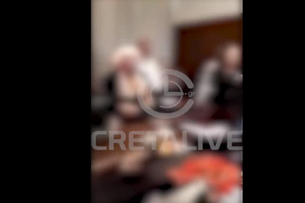Απίστευτο σκηνικό σε σχολική εκδρομή: Ξενοδόχος επιτέθηκε σε καθηγήτρια (video)