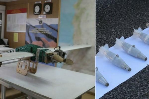 Φωτογραφίες από τα drones των τζιχαντιστών!