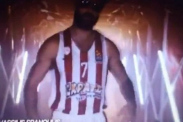 Διαφήμιση - έπος με Σπανούλη σε ρόλο ράπερ και και «dab» Καλάθη (video)