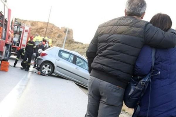Τραγωδία στην άσφαλτο: Σκοτώθηκε μελλόνυμφο ζευγάρι και μαζί η μητέρα της κοπέλας! (photo)