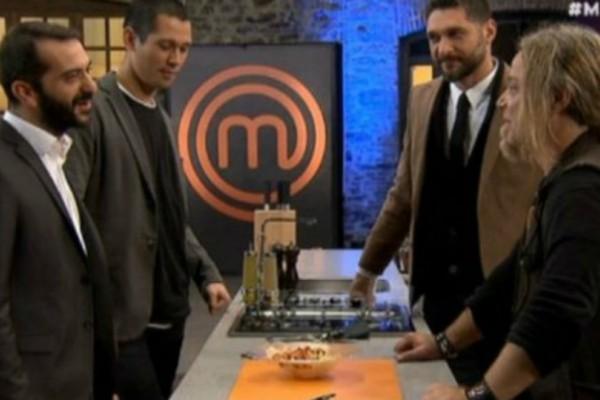 Master Chef 2: Η ατάκα καρφί του Κουτσόπουλου στον Γιώργο Ελευθέρα! Μπήκε ή όχι στο παιχνίδι;