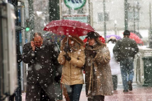 Καλλιάνος: Έρχεται τσουχτερό κρύο με χιονοπτώσεις έως την Παρασκευή!