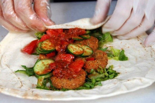 Μήπως σου αρέσει το φαλάφελ; Εδώ θα φας το καλύτερο της Αθήνας!