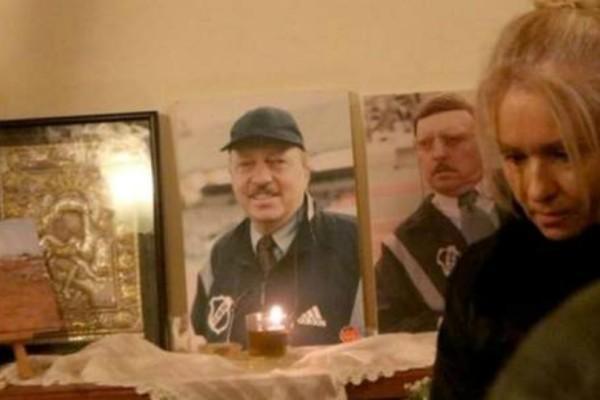Σήμερα το τελευταίο αντίο στον Ευγένιο Γκέραρντ -Σε λαϊκό προσκύνημα η σορός του (Photos)