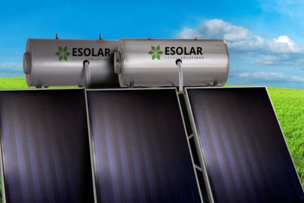 Η ESOLAR μας λέει τα πάντα για τον ηλιακό θερμοσίφωνα!