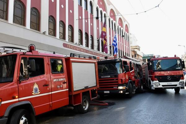 Απεγκλωβίστηκαν δύο άτομα από το πνευματικό κέντρο της Μητρόπολης Νίκαιας!