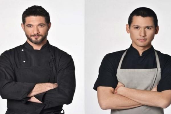Master Chef 2: Δεν φαντάζεστε τι δουλειά έκανε Κοντιζάς - Ιωαννίδης πριν γίνουν σεφ!