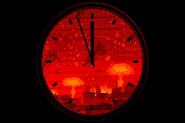 Εσείς άραγε γνωρίζετε τι ώρα δείχνει το «ρολόι της αποκάλυψης»;