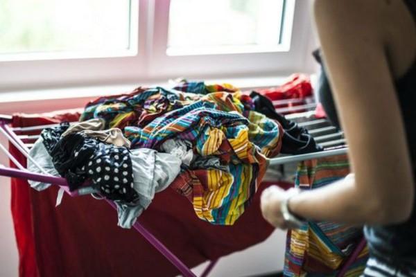 Συμβουλές για να στεγνώσουν πιο γρήγορα τα ρούχα σου!
