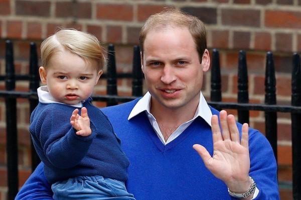 Βασιλικό... γεύμα: Δείτε τι τρώει ο μικρός πρίγκιπας Τζορτζ!
