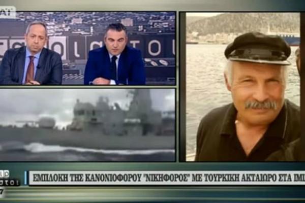 Πρόεδρος της Ένωσης Αλιέων Καλύμνου: «Δεν μας αφήνουν οι Τούρκοι να ψαρέψουμε στα νησιά μας»