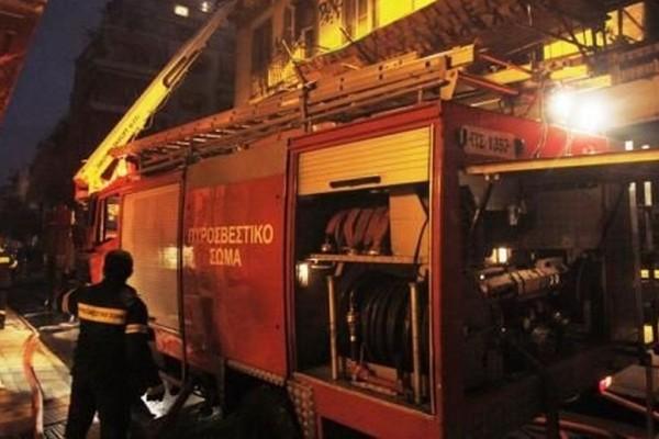 Πάτρα: Πυρκαγιά ξέσπασε σε αίθουσα Λυκείου - Εμπρησμό «βλέπει» η αστυνομία