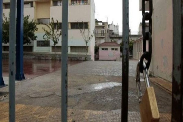 Κλειστά σχολεία στην Ελλάδα για μια εβδομάδα;