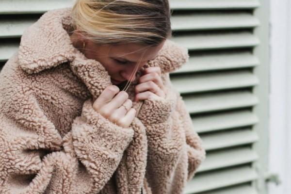 Τo teddy coat είναι ότι πρέπει για τον χειμώνα! Δεν πρέπει να λείψει από την ντουλάπα σου!