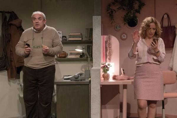 Κριτική Θεάτρου: «Καινούργια σελίδα» του Νιλ Σάιμον στο Θέατρο «Μικρό Γκλόρια»