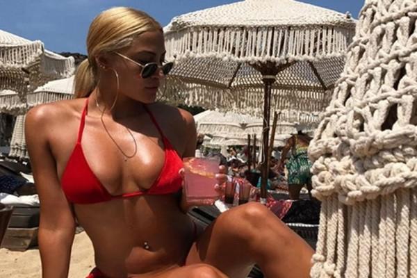 Ιωάννα Τούνη: Πως διέρρευσαν οι γυμνές φωτογραφίες; Τι άλλο φοβάται το μοντέλο...