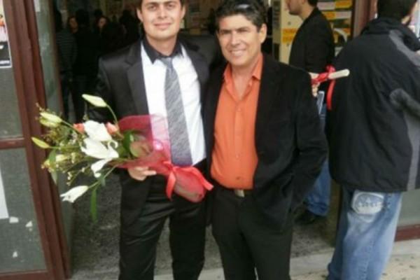 Ζάκυνθος: Αυτοί είναι ο πατέρας και ο γιος που σκοτώθηκαν σε εργατικό ατύχημα