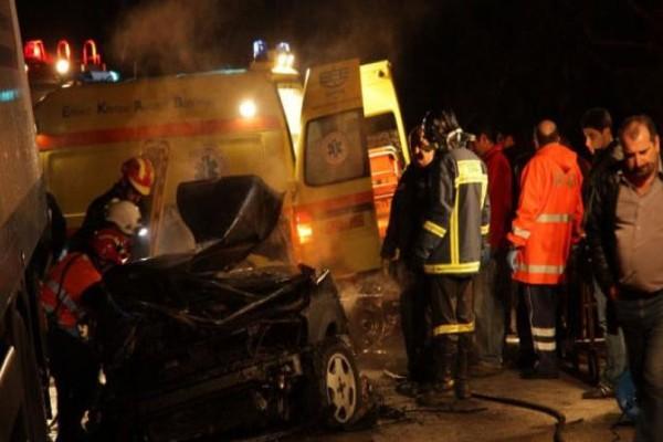 Νέα τραγωδία σε τροχαίο συγκλονίζει το Πανελλήνιο: Σκοτώθηκε μπροστά στα μάτια της αγαπημένης του!