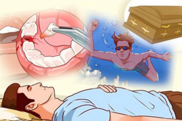 10 Σύμβολα που ΔΕΝ πρέπει να αγνοήσεις αν τα δεις στον ύπνο σου. Δώσε προσοχή αν δεις «Δόντι»…