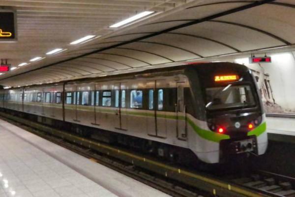 Σας αφορά: Αυτοί είναι οι σταθμοί του μετρό που θα μείνουν κλειστοί την Κυριακή!