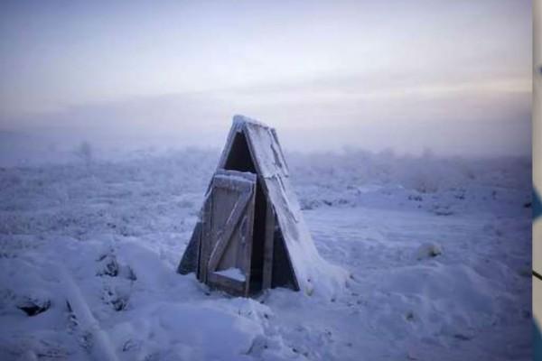 Εσείς θα τολμούσατε να μείνετε εκεί; Δείτε τη ζωή στην πιο κρύα πόλη του κόσμου!