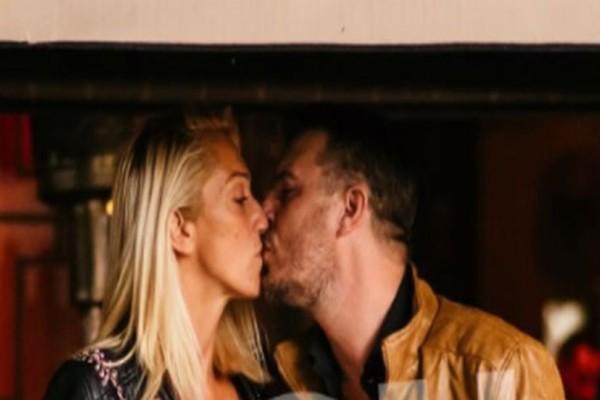 Κατερίνα Χαλικιά: Τα παθιασμένα φιλιά με τον άντρα της μπροστά στον φακό! Αποκλειστικές φωτογραφίες...