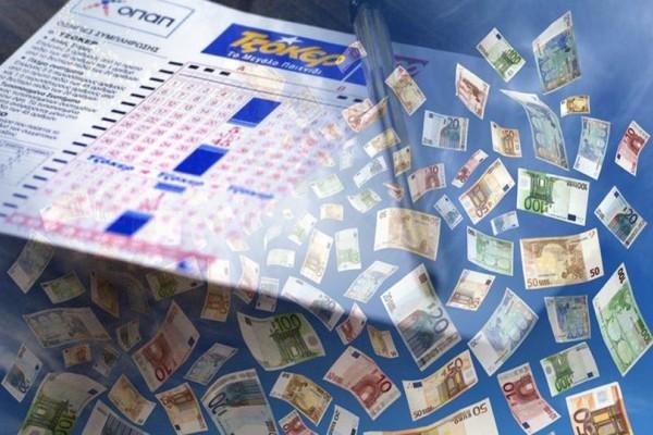Κλήρωση Τζόκερ: Ένας μεγάλος υπερτυχερός! Που βρέθηκε το τυχερό δελτίο και τι ποσό κέρδισε;
