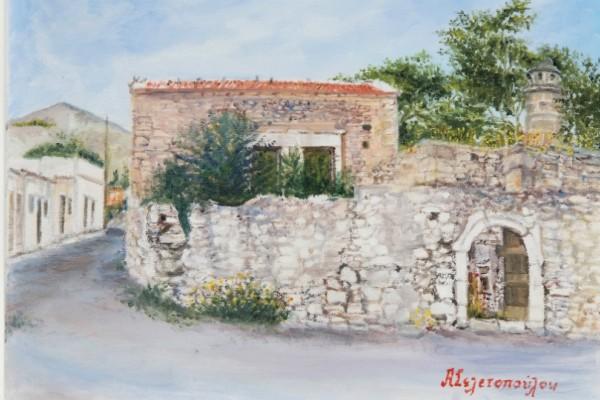 Έκθεση ζωγραφικής «Αναμνήσεις» της Άσπας Σελετοπούλου στην γκαλερί του Black Duck